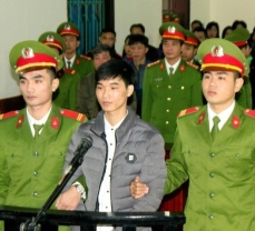 "Nov. 2017: A Ha Tinh court added Nguyen Van Hoa's name to the long list of persecuted bloggers at the end a trial lasting just two and a half hours, sentencing him to seven years in prison followed by three years of house arrest on a charge of ""disseminating propaganda against the state"" under article 88 of Vietnam's penal code."